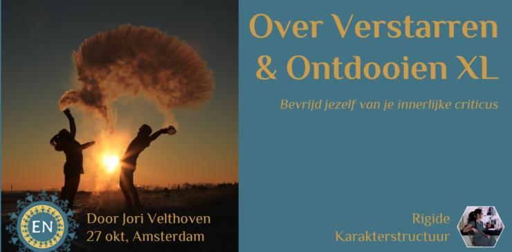 Over Verstarren & Ontdooien XL